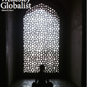 The Wellesley Globalist Vol. 3, Issue 1 |Framed