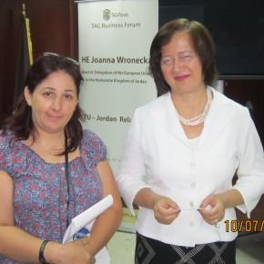 Wellesley Globalist interviews Jordanian journalist BasmaSalaitah