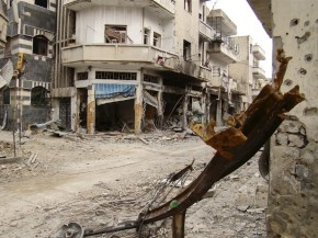 Syria in the'Unknown'