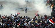 Protests that erupted on Friday, Nov. 23 in response to a decree Egyptian President Morsi issued last Thursday