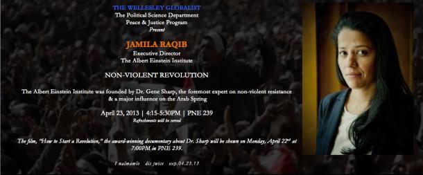 Jamila Raqib Event
